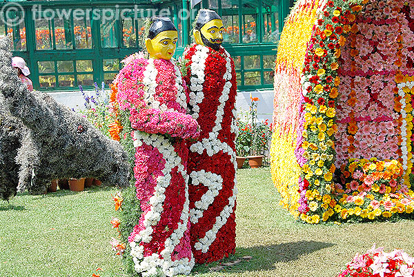 Ooty tribes-flower show 2014